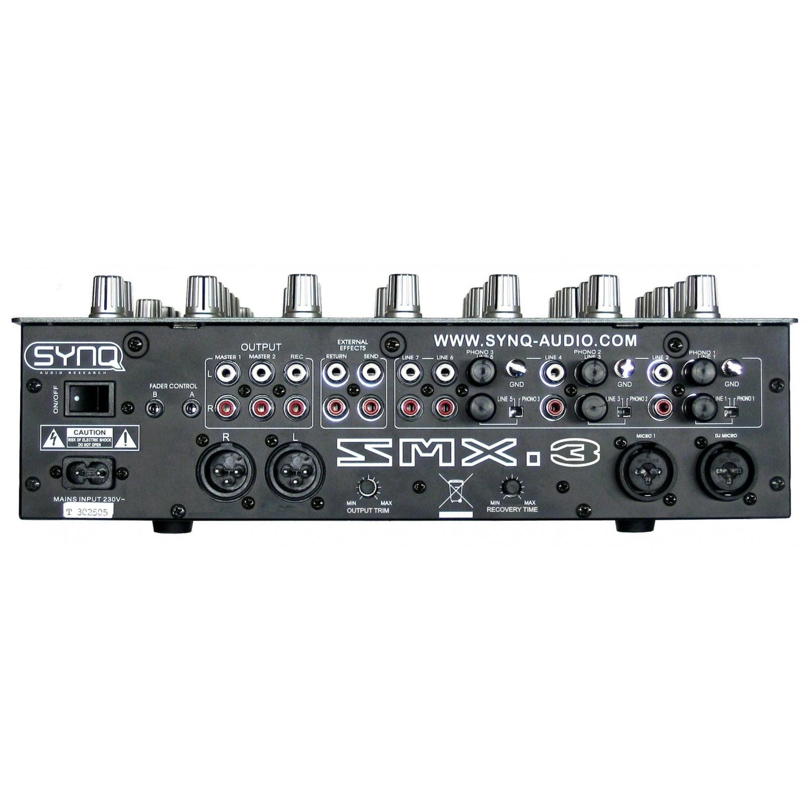 3 Line Mixer