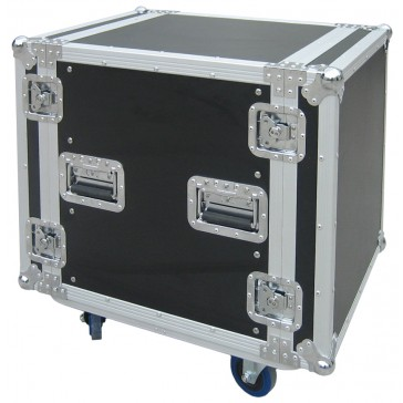 RACK CASE 12U - Flight case