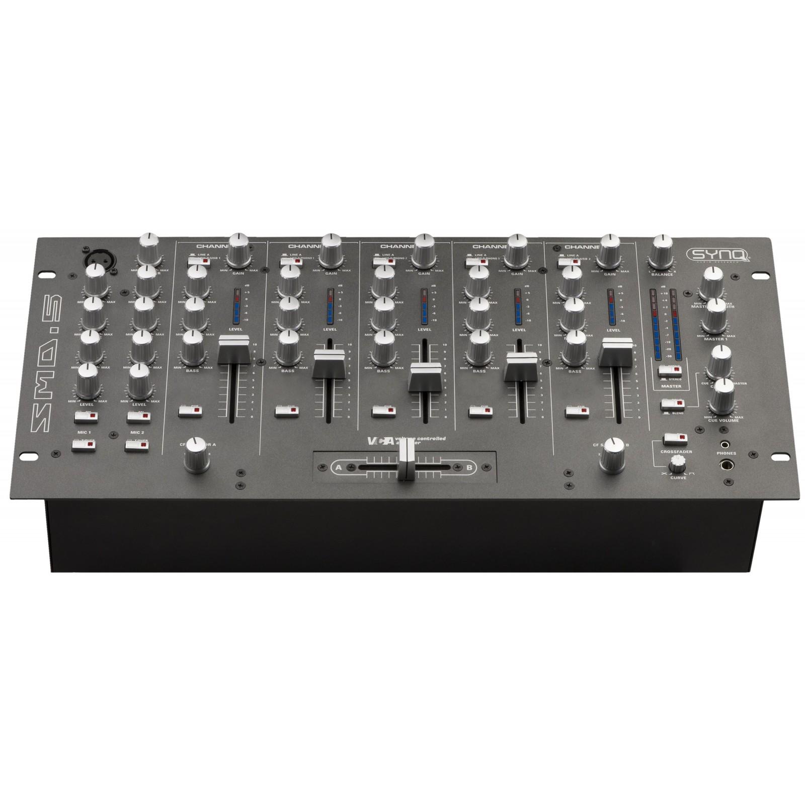 table de mixage synq smd-5