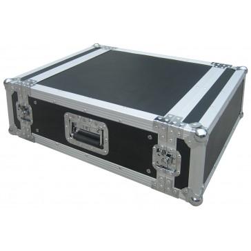 RACK CASE 4U - Flight case