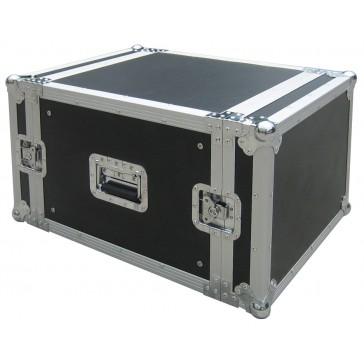 RACK CASE 8U - Flight case