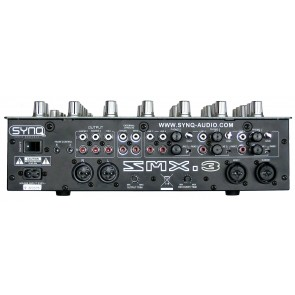 SMX-3 Mixer SYNQ Audio