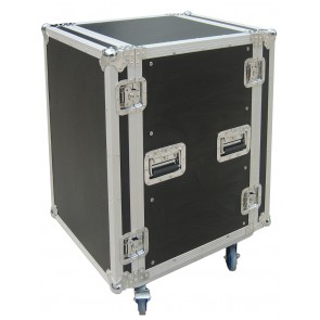 RACK CASE 16U - Flight case