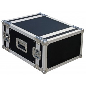 RACK CASE 6U - Flight case